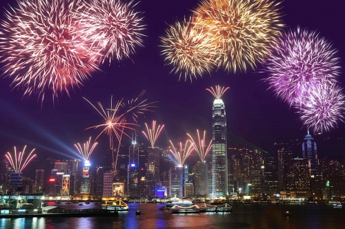 Lunar New Year Fireworks Extravaganza at Hotel Panorama by Rhombus