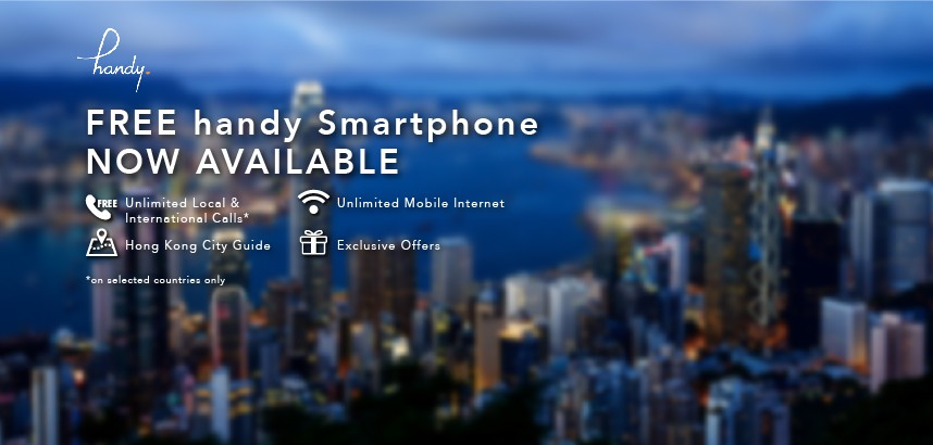handy Smartphone is Now Available